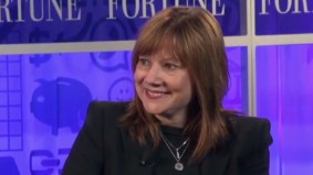 Mary Barra NEW CEO GM