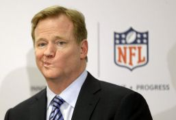 NFL Commissioner Roger Goodell (AP Photo/Seth Wenig)