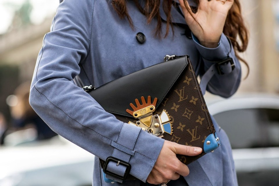 Çanta, Louis Vuitton