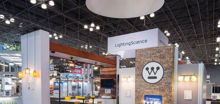 Trade Show Marketing: How Lighting Impacts your Exhibit
