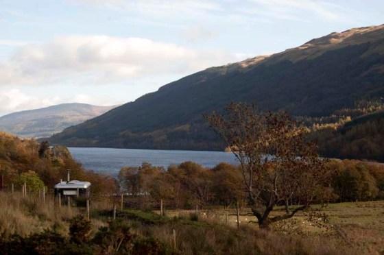 Loch Doine Scotland
