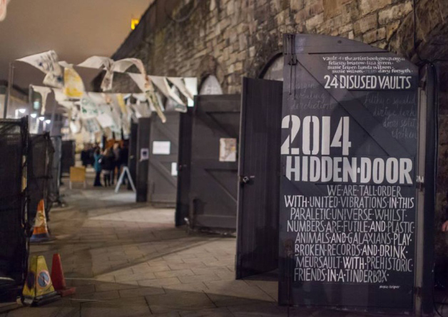 Hidden Door Festival Edinburgh. Image source: The Scotsman