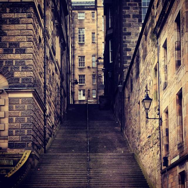 Advocate's Close Edinburgh Old Town