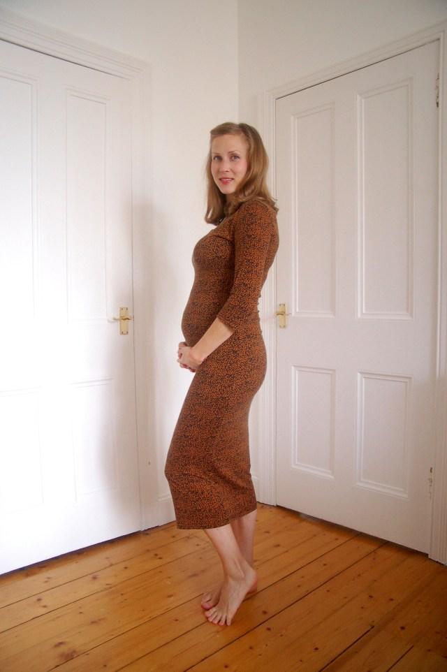 21 weeks pregnant