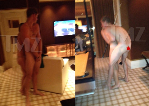 naked pool moms