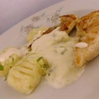 Piletina s njokima u umaku od gorgonzole