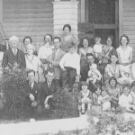 Family at Pacolet Mills