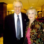 2012, with Wife Mary Lou