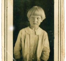 First grade photo, 1928