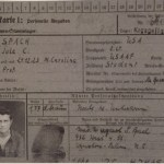 Spach's POW ID card Stalag Luft III Prisoner Number 6918