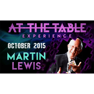 Review: At the Table Live Lecture Martin Lewis