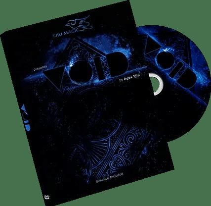 Void (Blue) by Agus Tjiu
