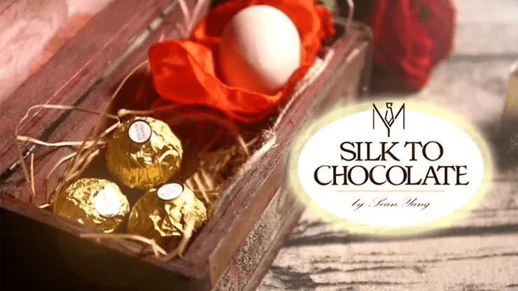 Silk to Chocolate (Ferrero Rocher) by Sean Yang