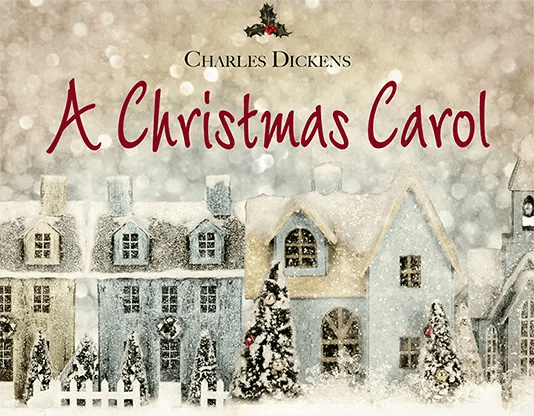 Review: Christmas Carol Book Test by Josh Zandman