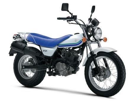 suzuki vanvan125