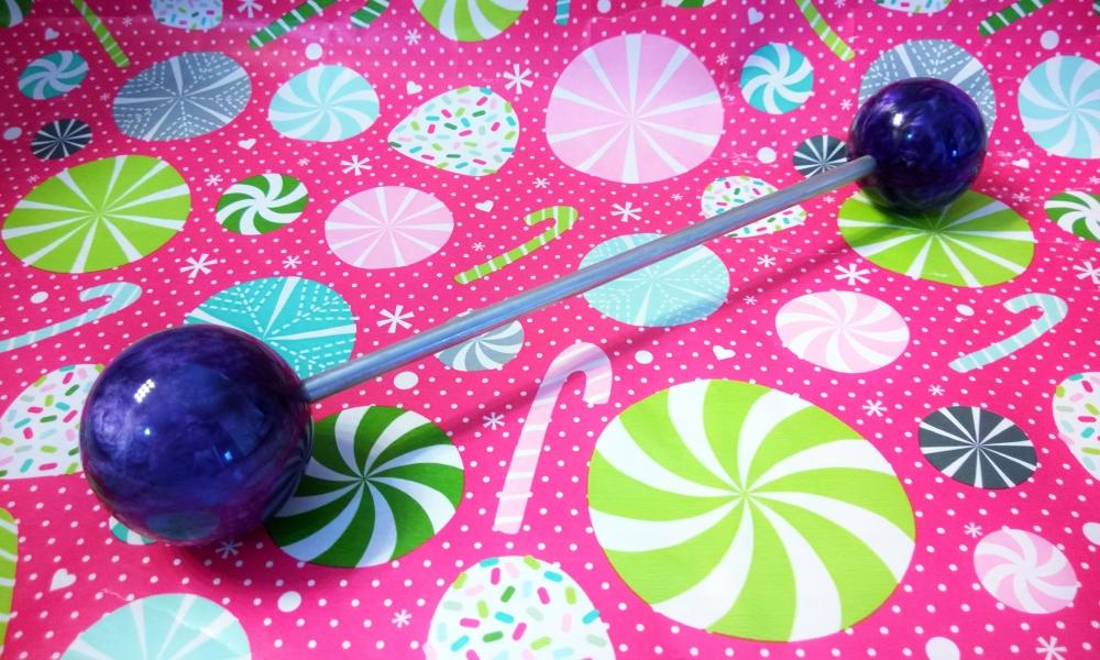 Review: G-Spot Lollipop Double Pop (Medium/Large)