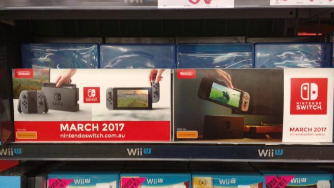 Nuovi rumor sulle caratteristiche di Nintendo Switch