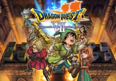 VIDEOS: Dragon Quest VII Battle Trailer & Classes Trailer