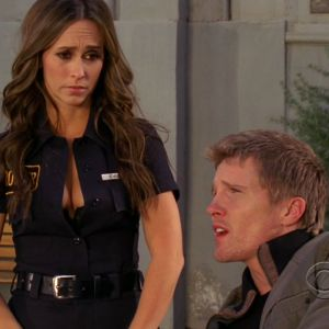 Jennifer Love Hewitt Nip Slip from Ghost Whisperer