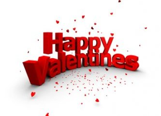 Wish you all a happy Valentine's Day