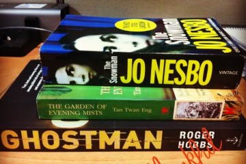 Books I received this week