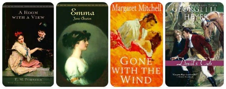 Classic swoon-worthy books
