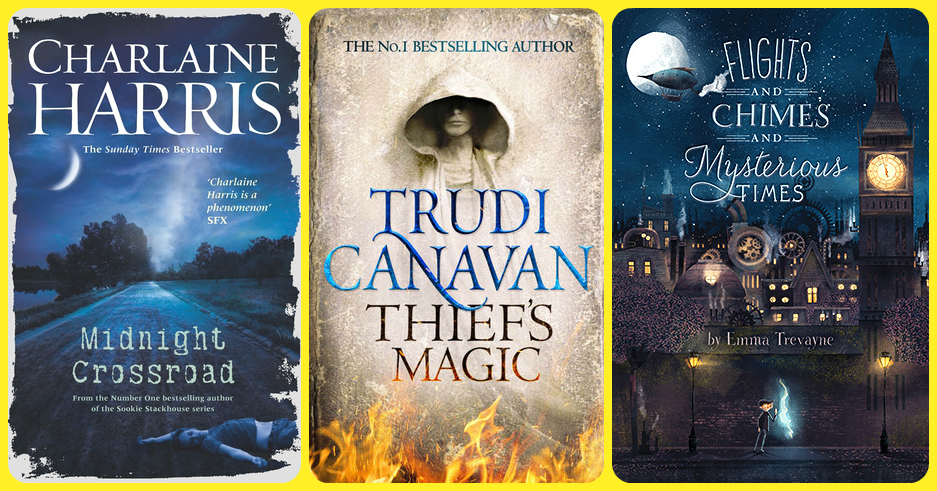 Hot May Books