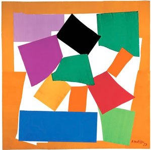 Wordless Wednesdays: Snubnose Attempts Her Version of a Matisse (1/2)