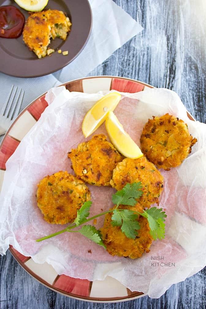 poha cutlet recipe | indian snacks recipes