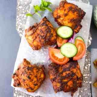 easy baked tandoori chicken recipe