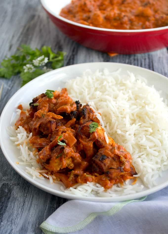 authentic indian chicken tikka masala recipe