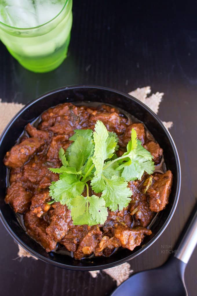 mutton korma video