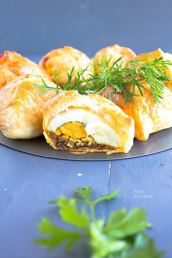 kerala egg puffs recipe