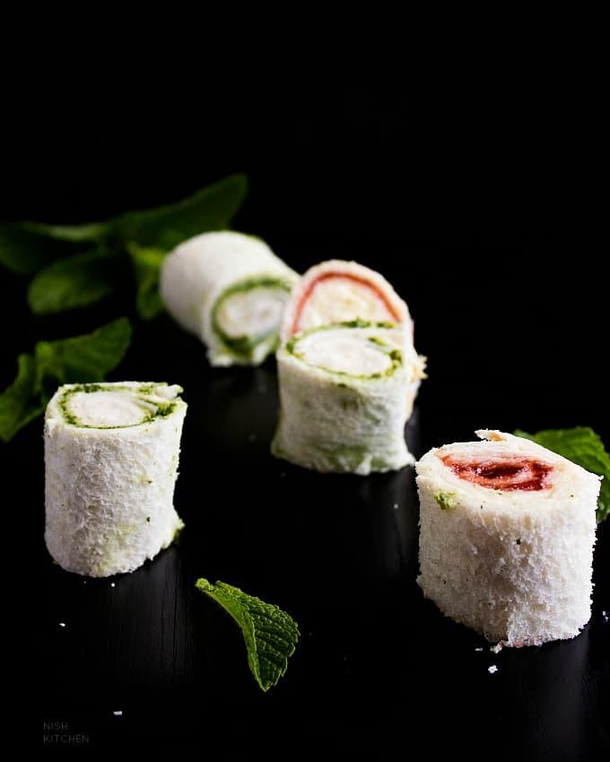 sushi sandwich video