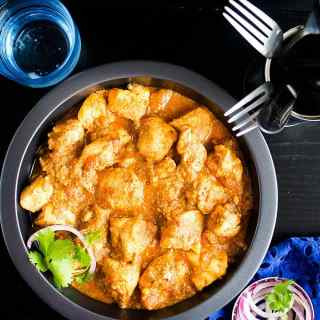 Chicken madras recipe with video