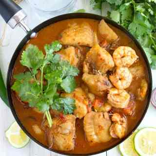 brazilian fish stew video recipe