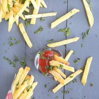 Homemade French fries recipe with video