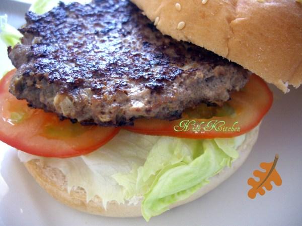Basic Beef Burger Patty Recipe