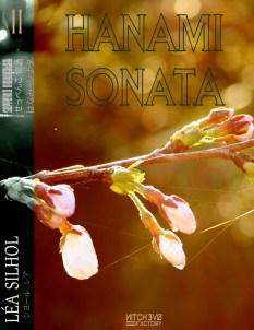Hanami Sonata édition de luxe, couverture de Léa Silhol