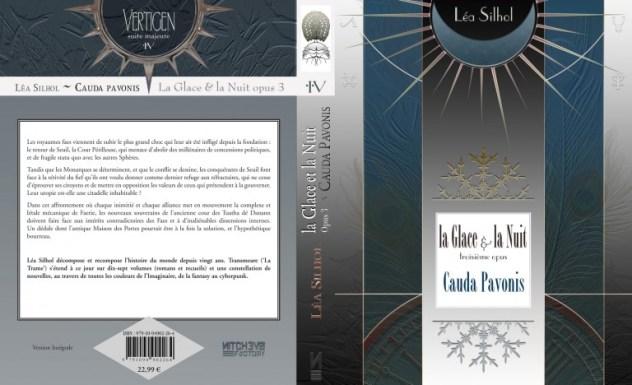 Couverture de Léa Silhol, featuring (des motifs de...) Dorian Machecourt et Greg ilhol