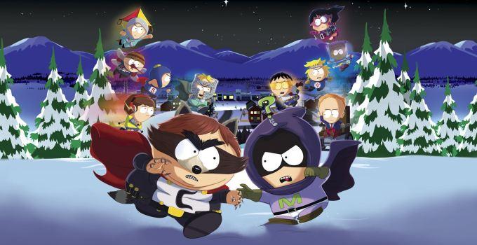 Detalii despre South Park: The Fractured But Whole