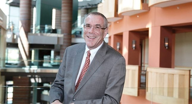 John Schreiber, president and CEO of NJPAC.