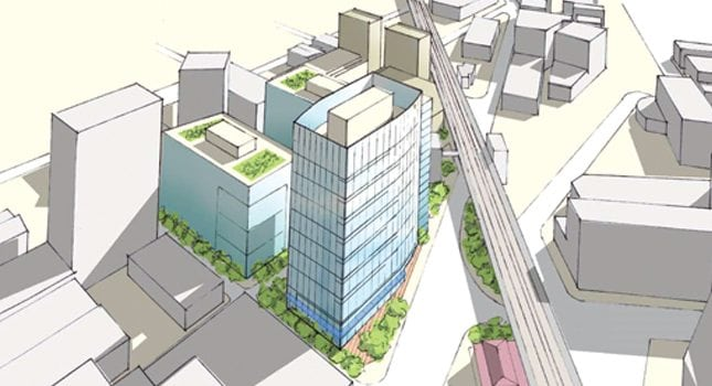 DEVCO is planning a major 6-acre,  mixed-use initiative directly adjacent to the  train station.