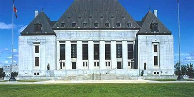Supreme Court of Canada (stock photo)