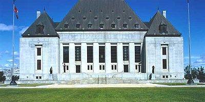 Supreme Court of Canada (stock photo)