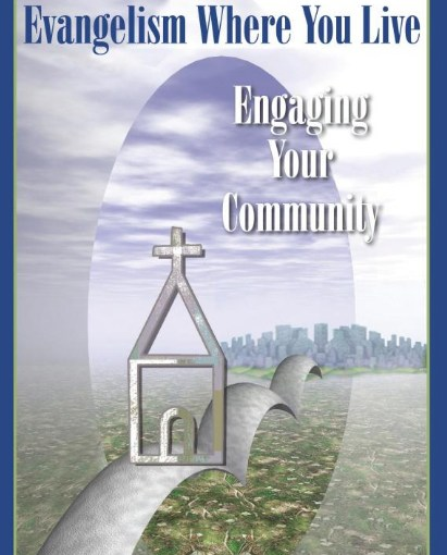 Stephen Pate, my cousin, publishes on Evangelism