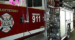 Charlottetown Fire Truck