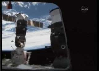 Endeavour Astronauts Install Tranquility Cupola Video