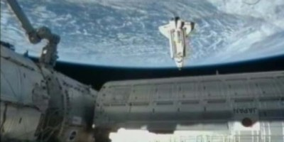 STS130 docking