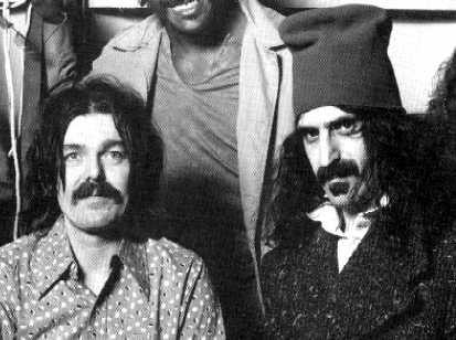 Frank+Zappa++Captain+Beefheart+cptbeefheart frankzappa Suzy Creamcheese honey whats got into ya? photo